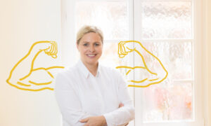 Arndt-Sonnenberger-Muskeln-web Frauen in Führung